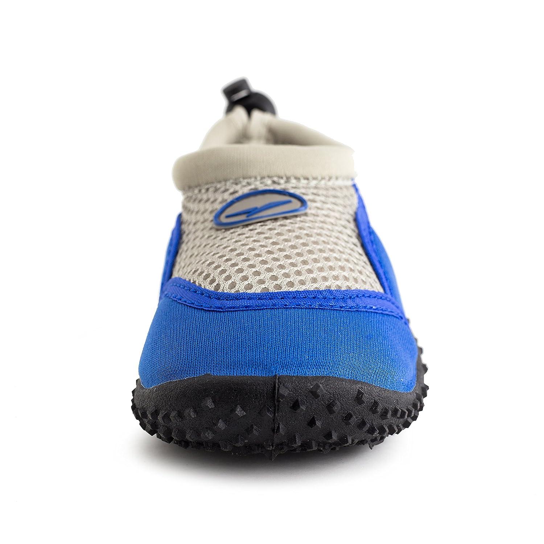 Toddler//Little Kid//Big Kid ICS S.C.I.I Boys Girls Aqua Water Shoes