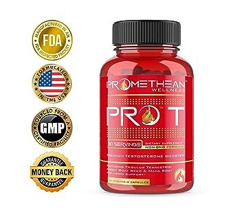 Amazon Com Got Low T Get Pro T Test Booster Estrogen Blocker And