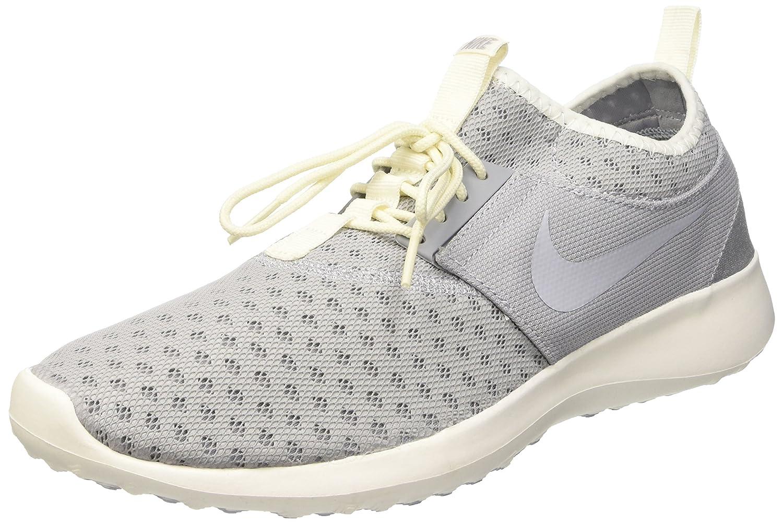 Nike Herren Juvenate Sneakers  Rot Grigio Wolf Grey/Wolf Greysail