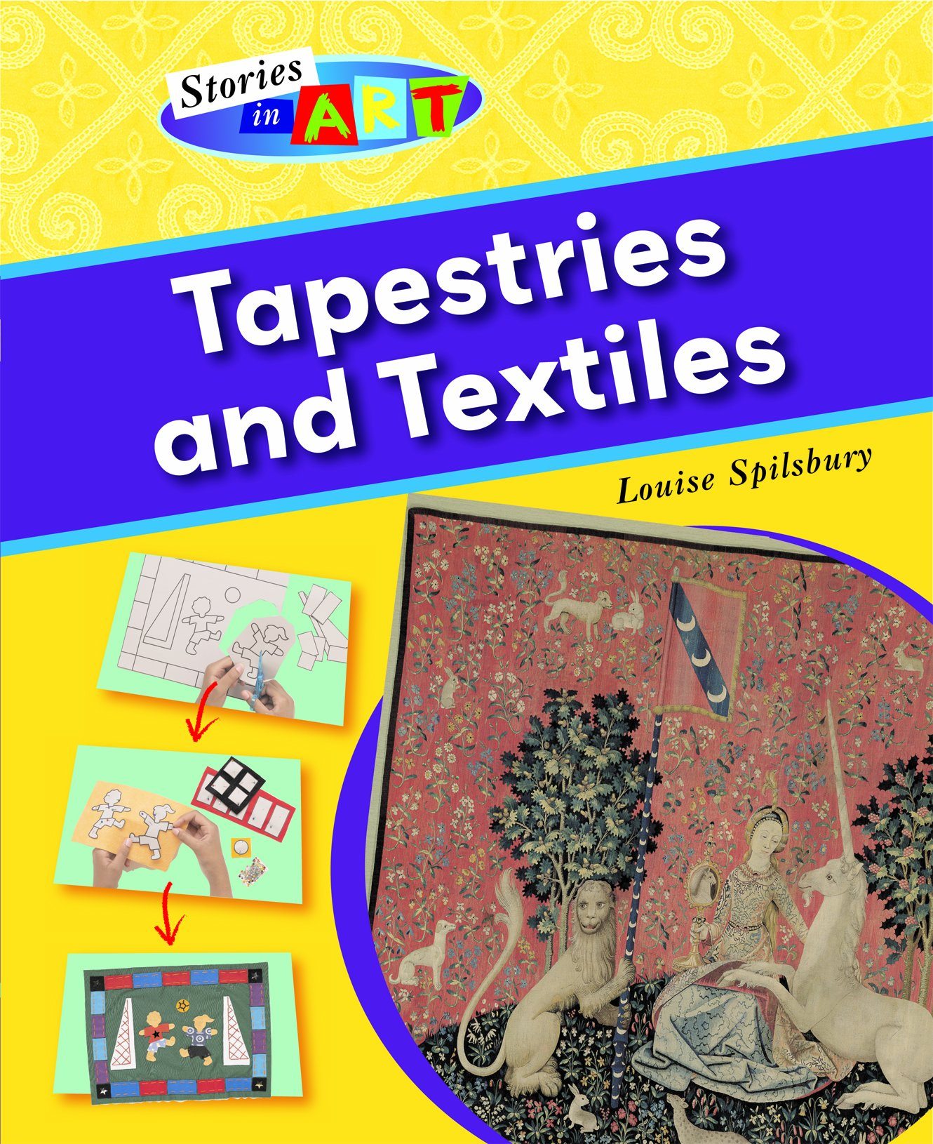 Tapestries and Textiles (Stories in Art) PDF