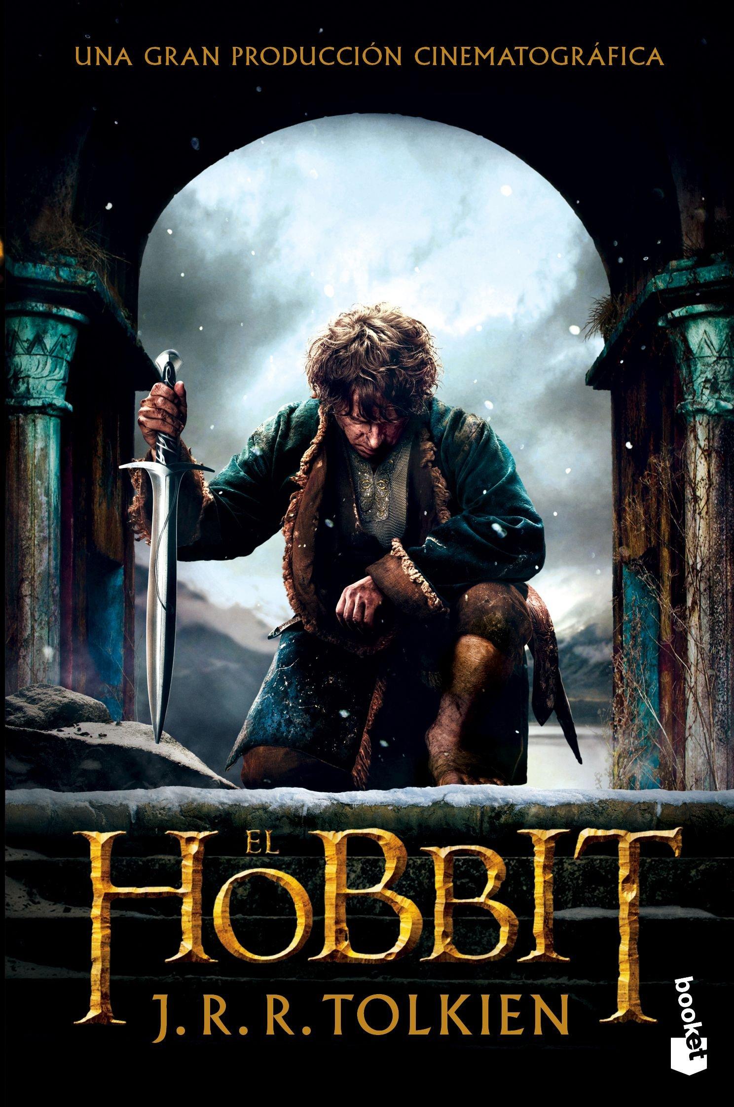 El Hobbit (Biblioteca J. R. R. Tolkien): Amazon.es: J. R. R. Tolkien,  Manuel Figueroa: Libros