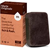 Marie's Original Itch Relief Soap Body Wash Bar - All Natural Instant Relief from Insect Bites, Chicken Pox, Chiggers and Oth