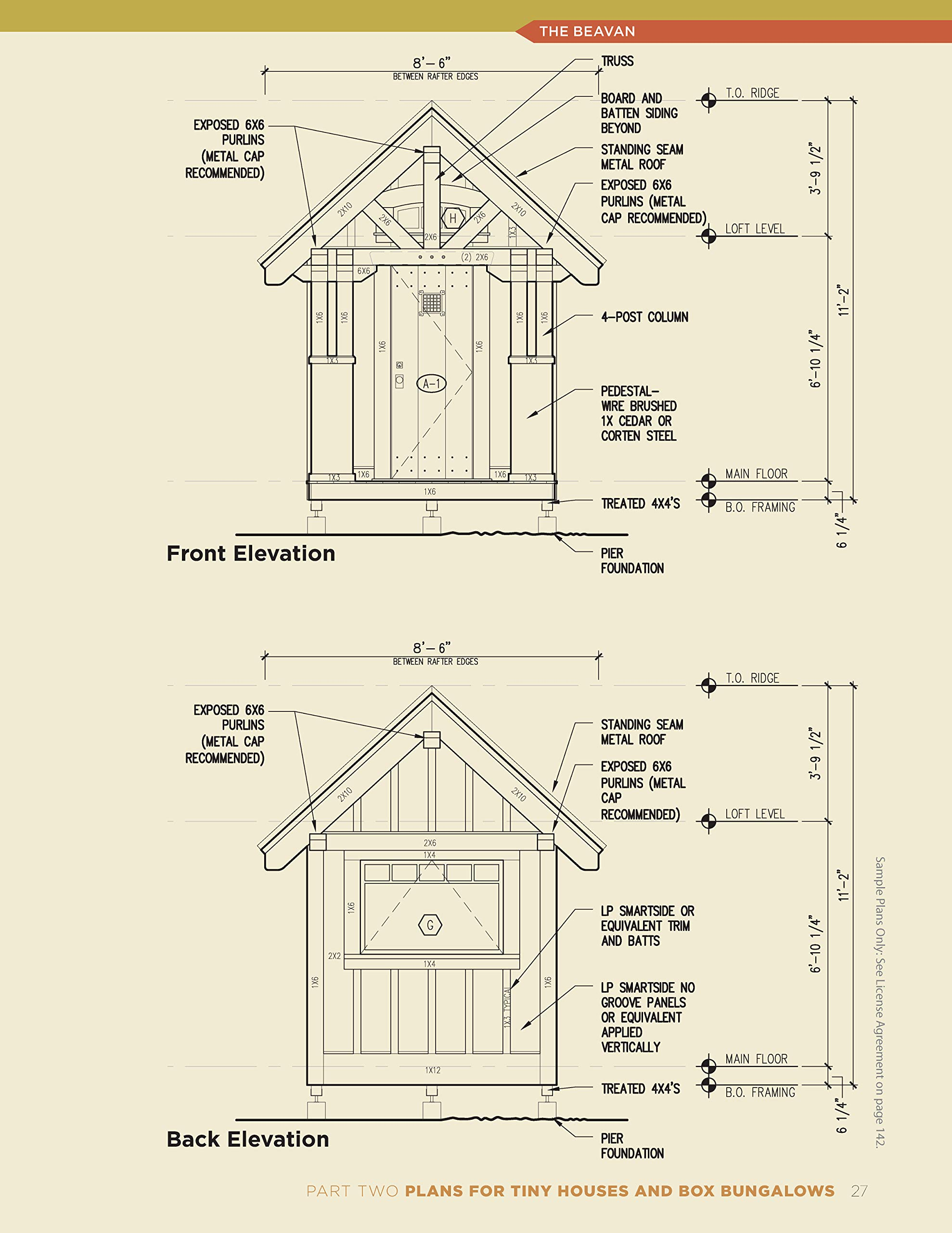 29 Jay Shafer's DIY Book of Backyard Sheds & Tiny Houses Build Your ...
