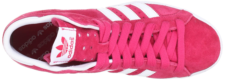 Adidas Originals BASKET PROFI W Q23187 Damen Sneaker Pink Metallic (Blaze Pink S13 / Running Weiß Ftw / Metallic Pink Gold) 5659ae