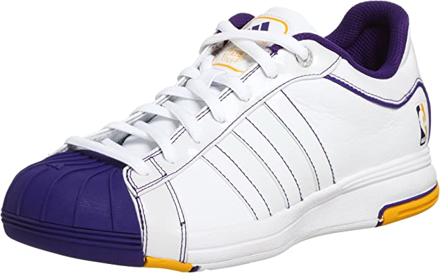 adidas superstar lakers