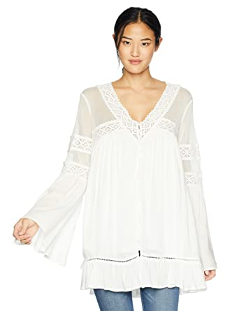 6a602964cca3a Show Me Your Mumu Women s Dalia Tunic at Amazon Women s Clothing store