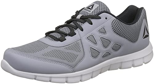 c858a7f33579af Reebok Men s Sprint Affect Xtreme Cool Shadow Gravel Running Shoes-11  UK India