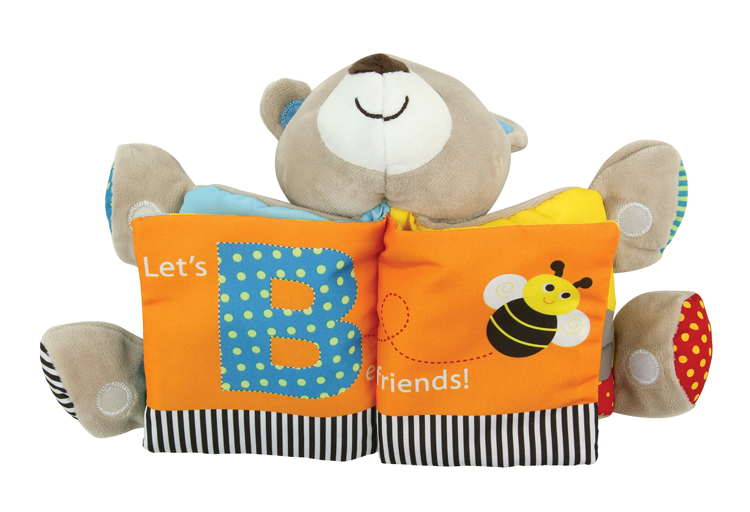 Carter's Plush Bear Book