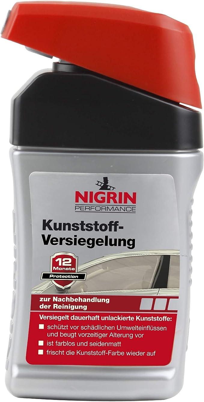 Nigrin 72936 Performance Kunststoff Tiefenversiegelung 300 Ml Auto