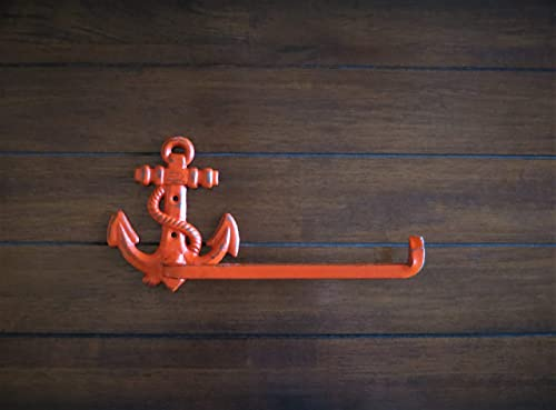 Anchor with Red Ribbon Nautical Wall Plate Decorative Light Switch Plate Cover