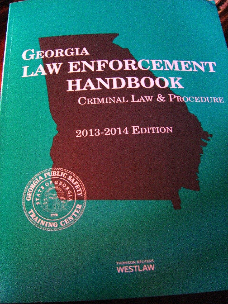 the state of georgia criminal law