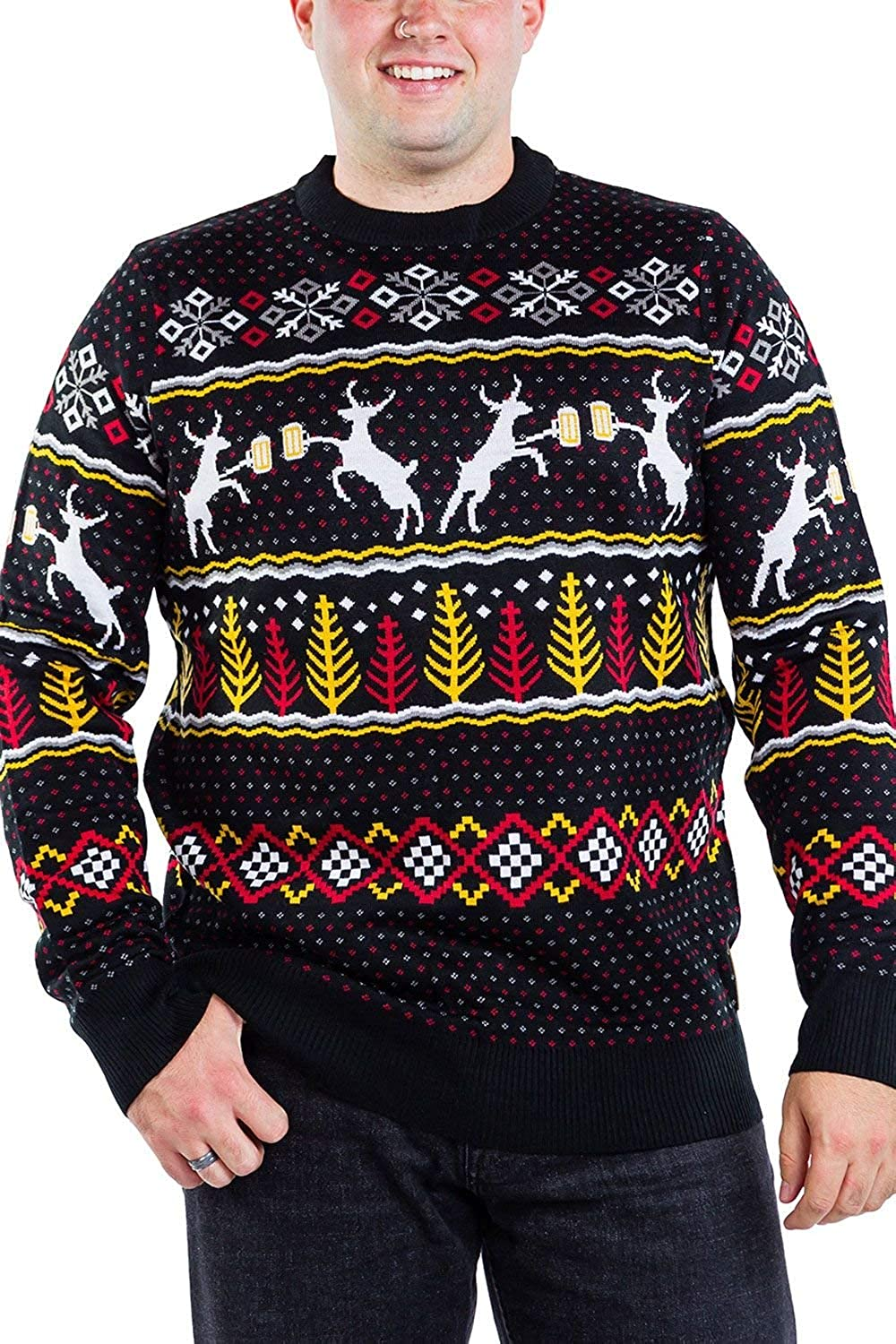 All Over Shirts Caribrew Ugly Sweater