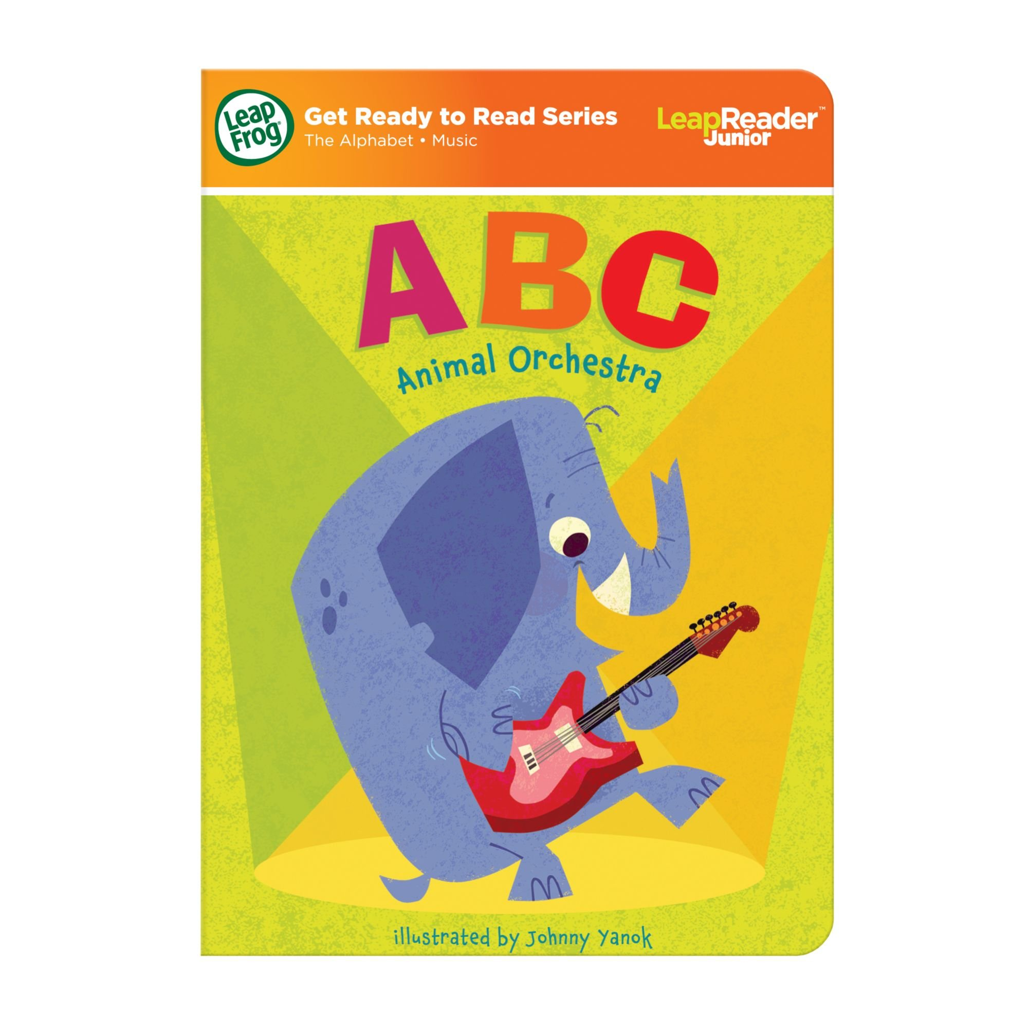 LeapFrog LeapReader Junior Book: ABC Animal Orchestra (works with Tag) by LeapFrog (Image #7)