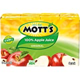 Mott's 100% Juice, Original Apple, 8 - 6.75 oz Pack
