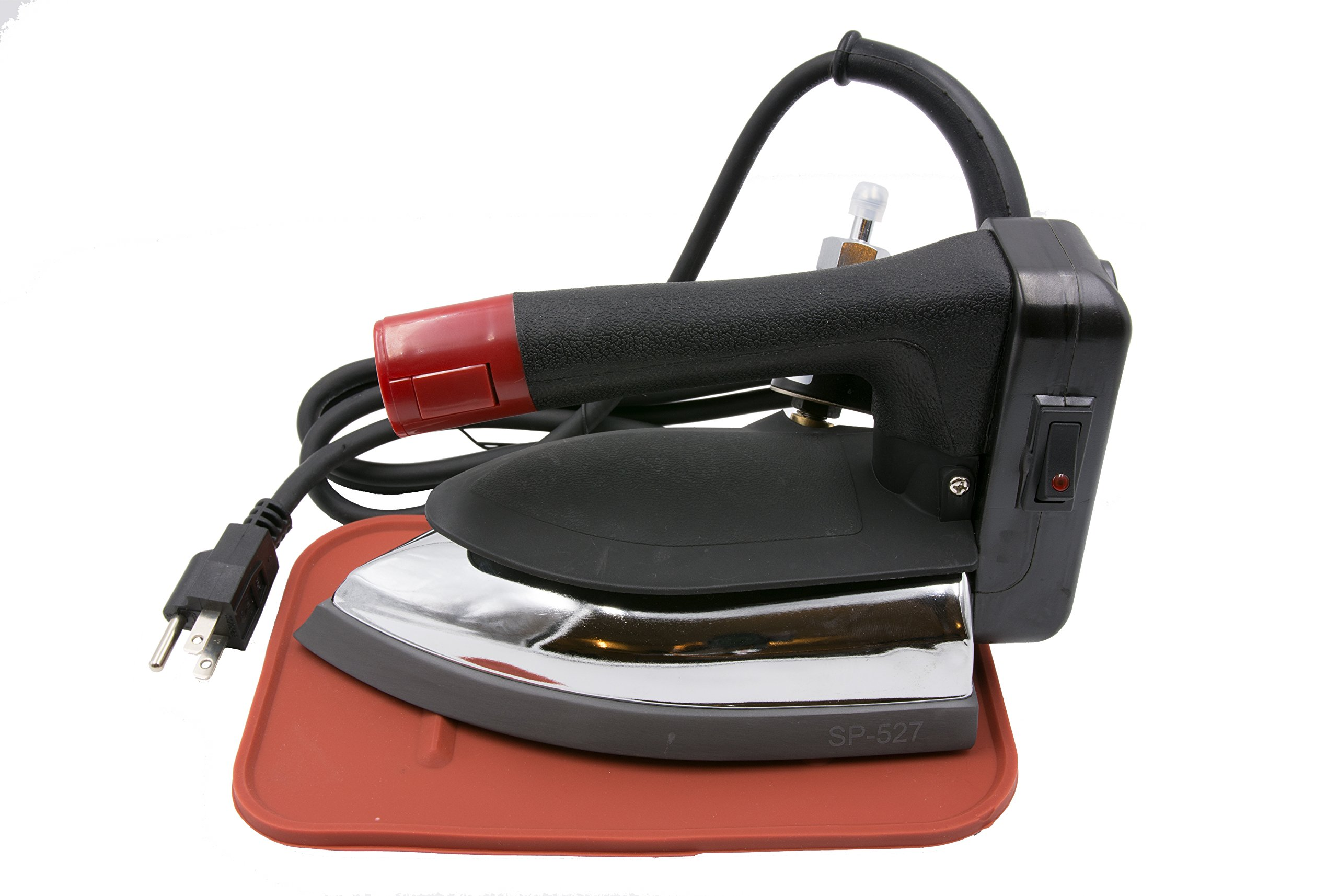 SAPPORO SP527/SP-527 Gravity Feed Bottle Steam Iron (compare with Silver Star)