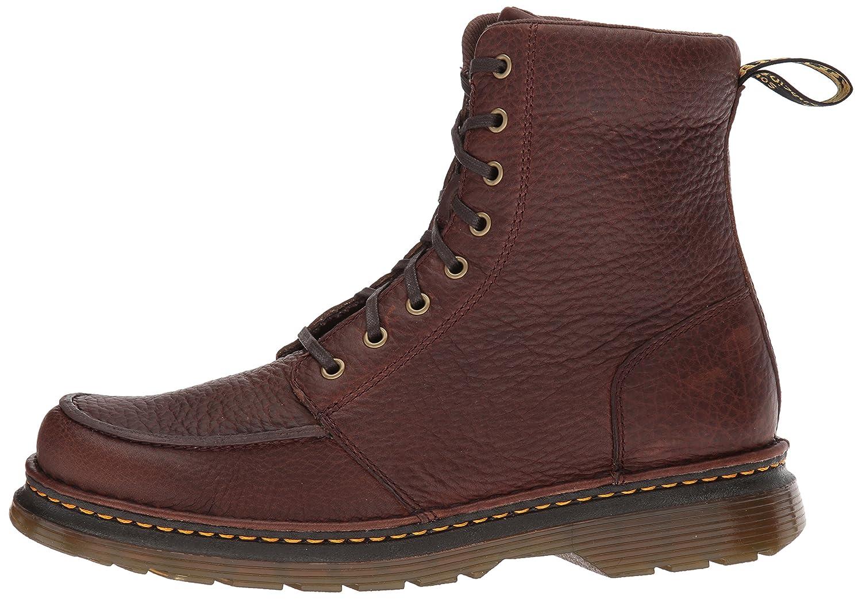 Dr. Martens Lombardo Dark Brown Fashion Boot B072L699FX US)|Dark 10 Medium UK (11 US)|Dark B072L699FX Brown 169646