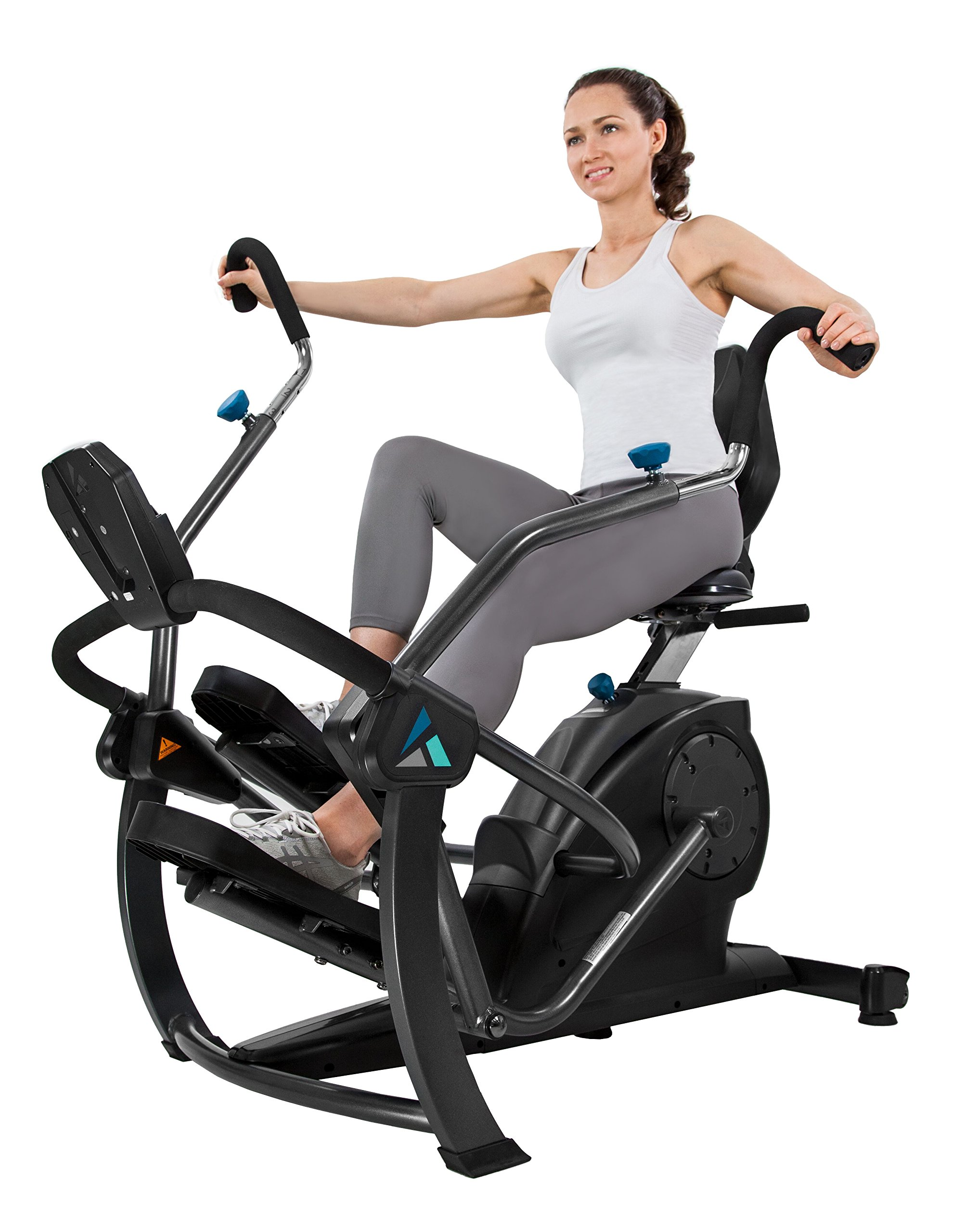 Teeter FreeStep Recumbent Cross Trainer and Elliptical
