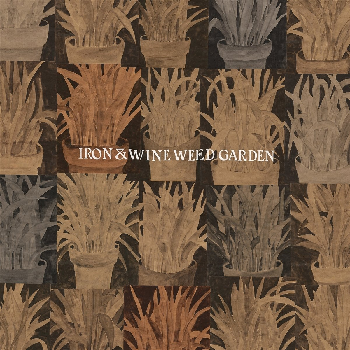 Cassette : Iron & Wine - Weed Garden (Cassette)