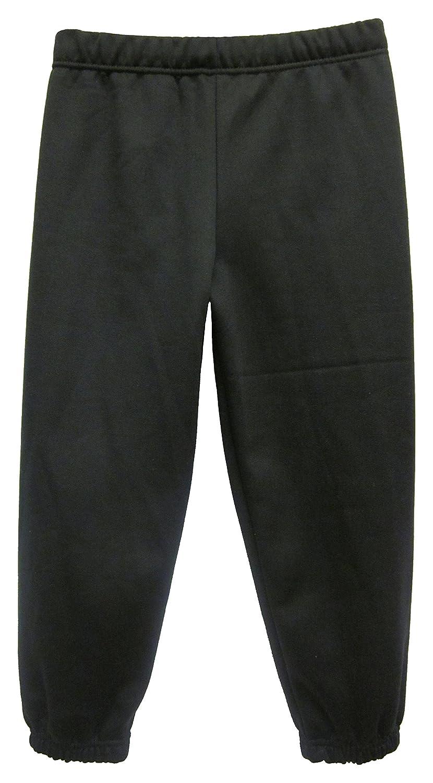 Body2Body Kids Warm Fleece Style Plain Casual Active Wear Joggers Bottom Pants Sizes 2-15 Years Age