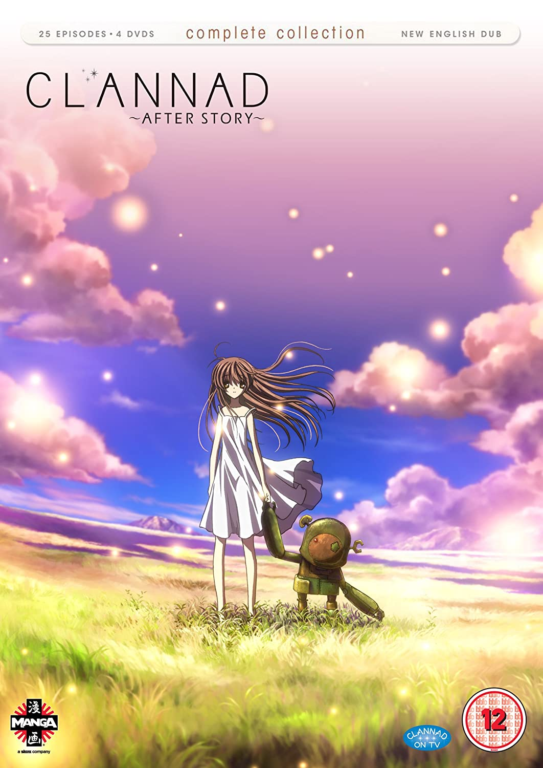 Amazon Com Clannad After Story Complete Series Collection