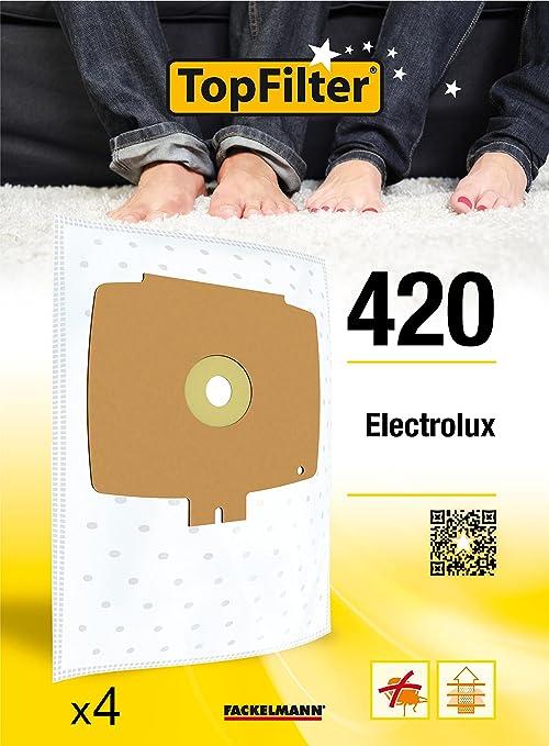 Amazon.com: TopFilter 420 4 forro polar bolsas para ...