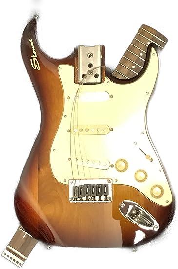Stewart Electric Travel Guitar