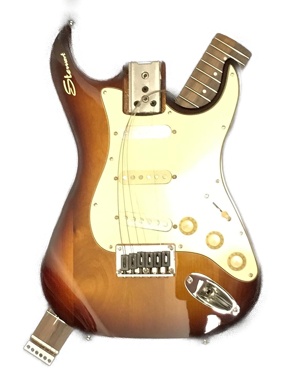 Stewart Fold Up Travel Guitar