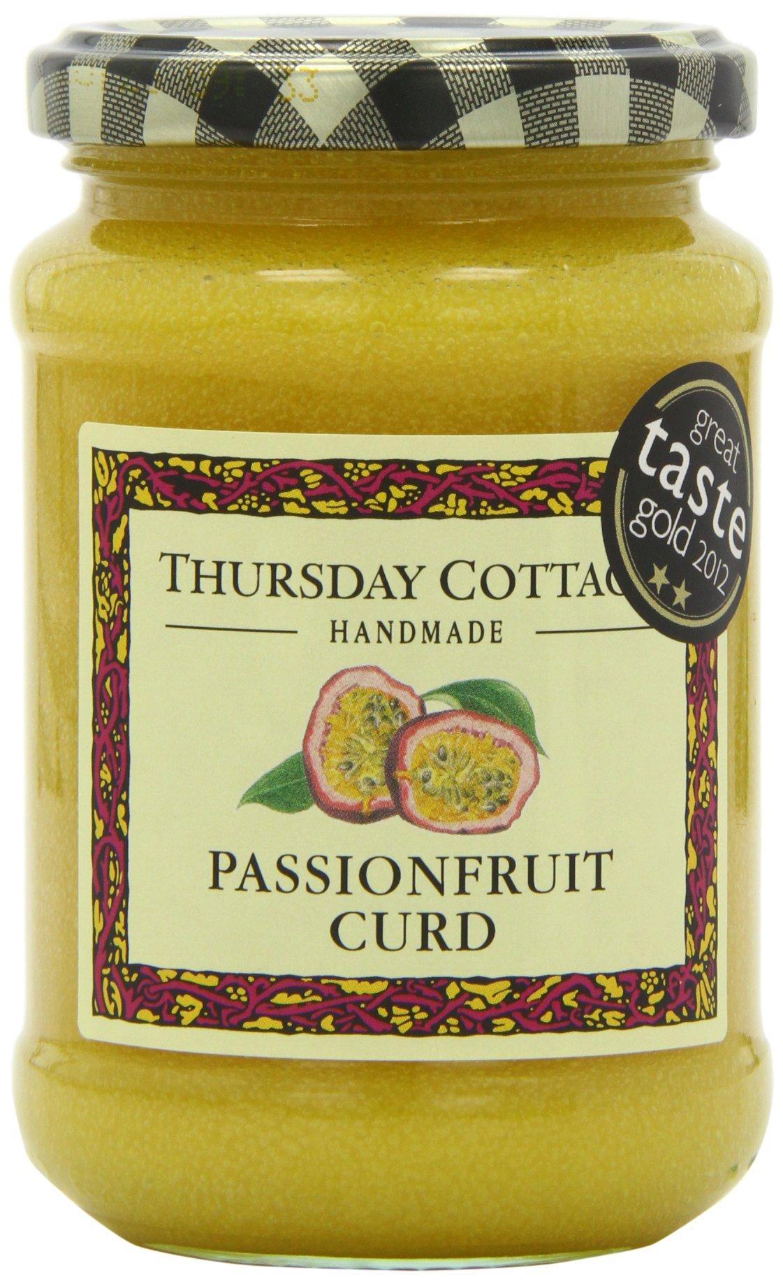 Thursday Cottage - Passion Fruit Curd - 310g