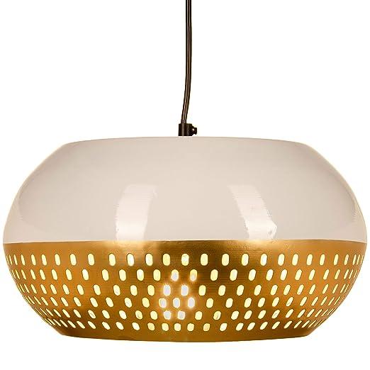 MAADES Lámpara de techo Diseño retro lámpara colgante ...