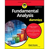 Fundamental Analysis For Dummies, 2nd Edition