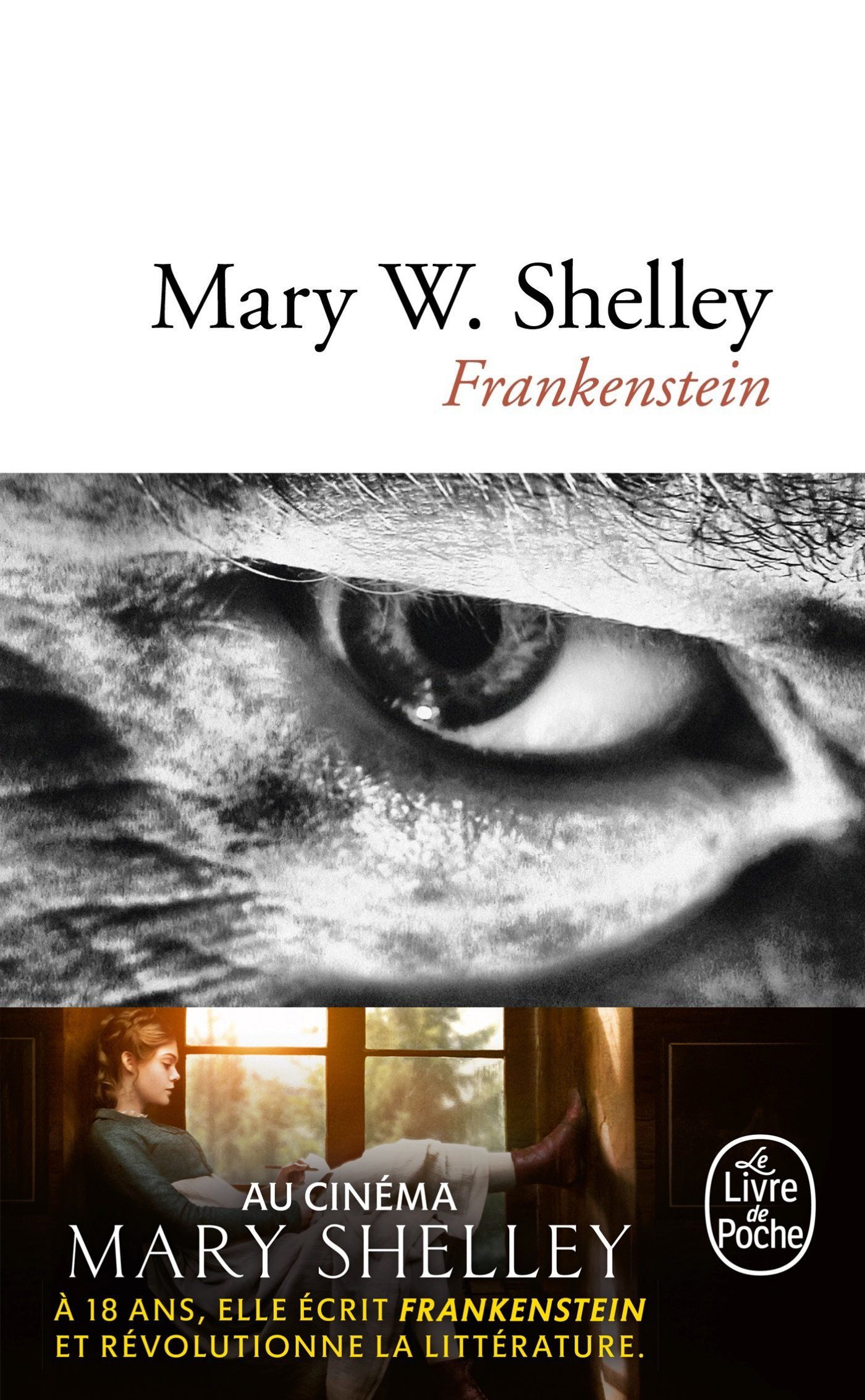 Frankenstein Poche – 21 octobre 2009 Mary Wollstonecraft Shelley Le Livre de Poche 2253088757 Fantastique