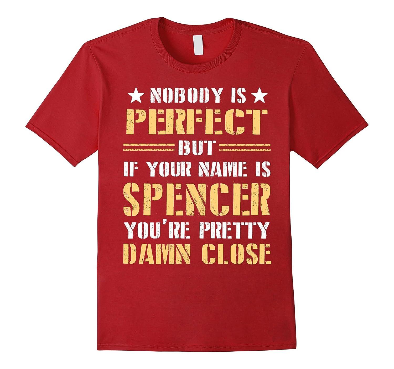 Spencer T ShirtSpencer GiftSpencers BirthdayName Shirt BN