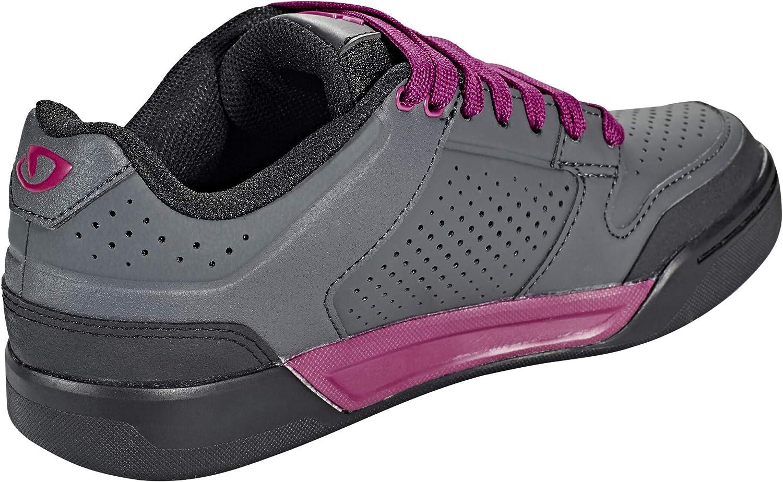 Giro Riddance MTB Womens Bike Shoes Dark Shadow//Berry
