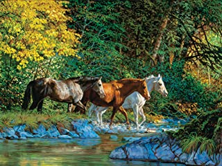 product image for SUNSOUT INC Bear Creek Crossing 1000 pc Jigsaw Puzzle