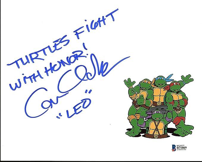 Cam Clarke Teenage Mutant Ninja Turtles