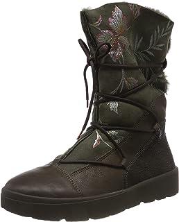 55f9bb0c144b9a Think! Damen Drunta 383091 Chelsea Boots  Amazon.de  Schuhe ...