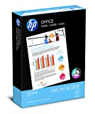 HP Paper, Office Ultra White, 20lb, 8.5 x