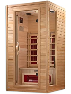 dynamic saunas alicante 1 to 2person far - Infared Sauna