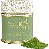 Naoki Matcha (Organic First Spring Blend, 40G / 1.4Oz) - Authentic Japanese Matcha Green Tea Powder Organic Ceremonial…