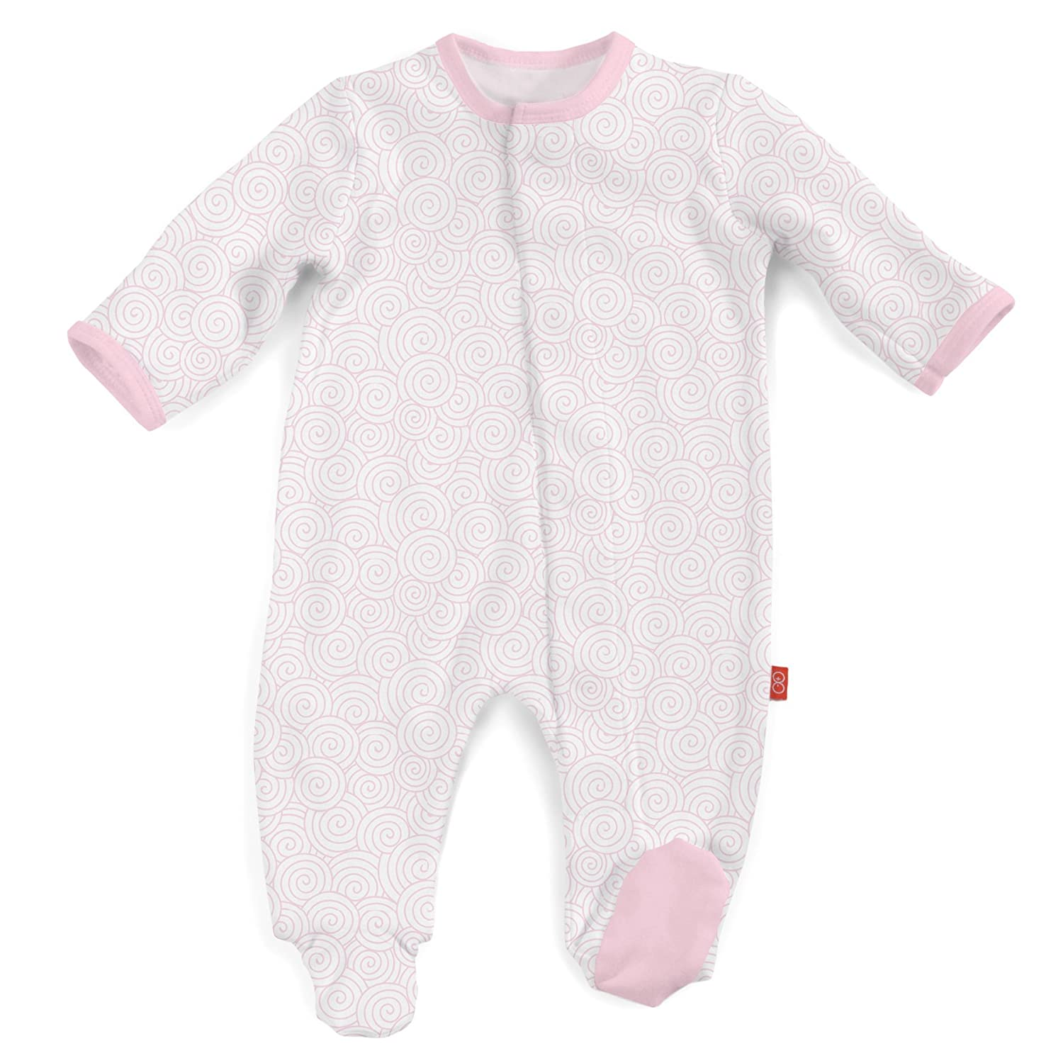 Amazon Magnificent Baby Baby Girls Footie Clothing