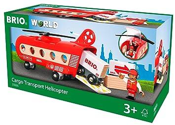 Helicóptero De Transporte World Carga33886 Brio 53jL4AR