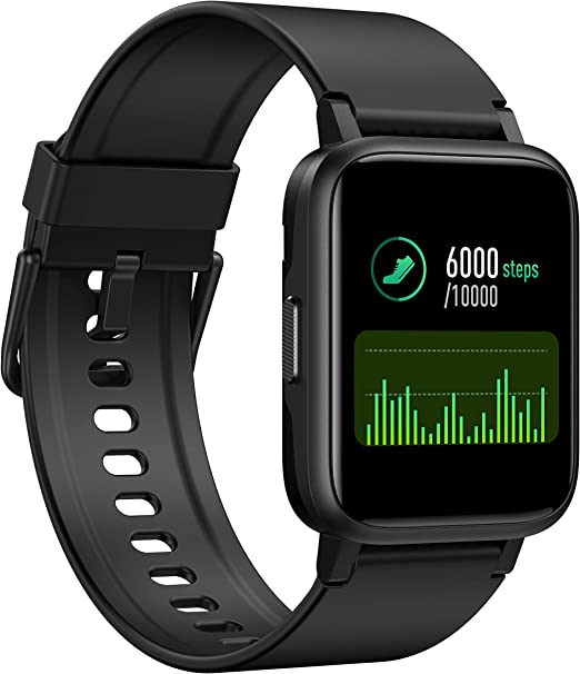 GRM Smart Watch Fitness Watch with Heart Rate Monitor