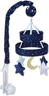 Ivanka Trump Stargazer Collection: Baby Mobile Crib Mobile Musical Mobile - Galaxy Star Mobile in