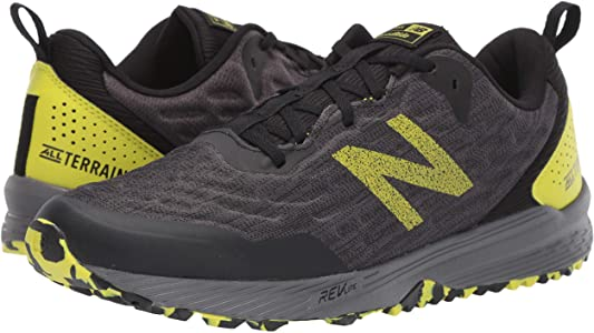 New Balance Nitrel v3, Zapatillas de Correr para Hombre: Amazon.es ...
