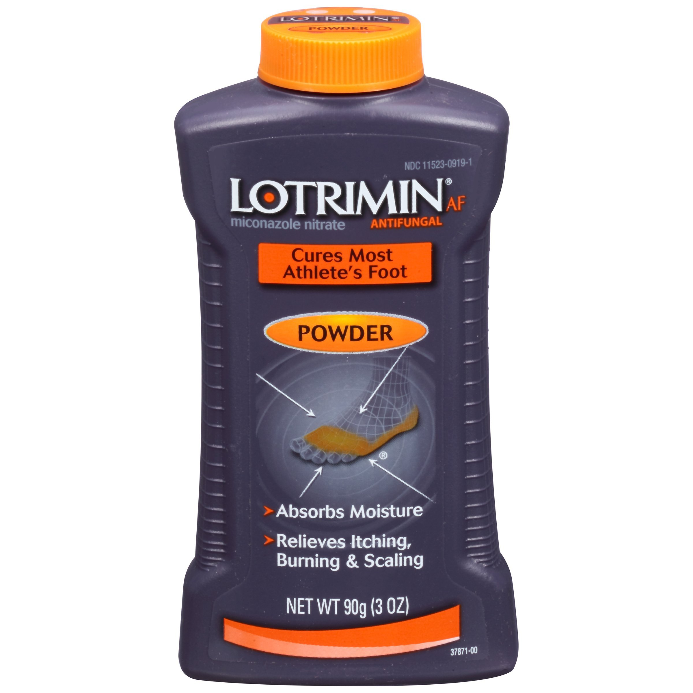 Amazon Com Lotrimin Af Athletes Foot Powder Spray 4 6 Oz