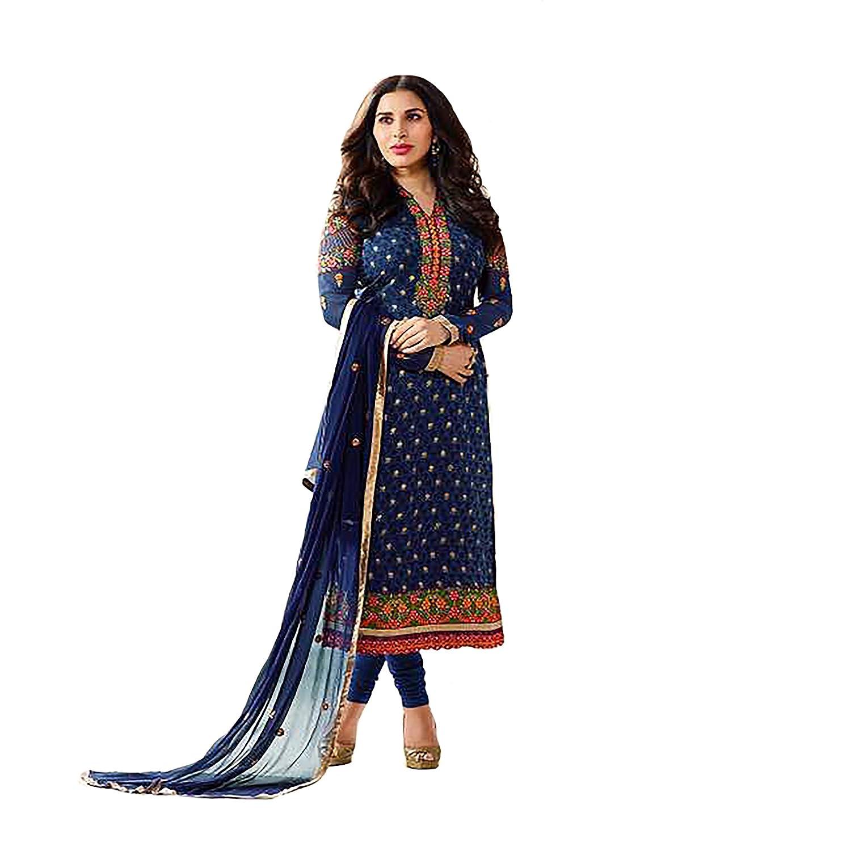 Amazon.com: pakistaní Collection Straight Salwar Eid nupcial ...