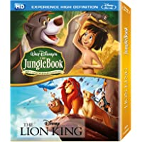 The Lion King & The Jungle Book