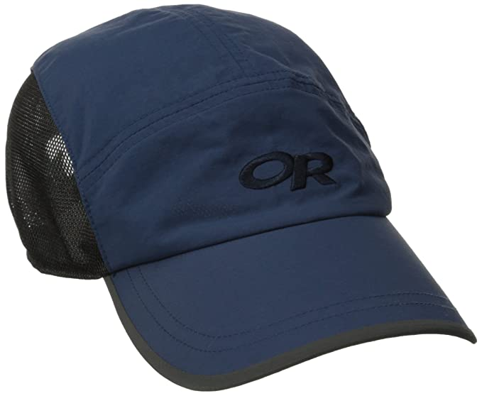 60e9a9d4 Amazon.com: Outdoor Research Swift Sun Hat,One Size: Clothing