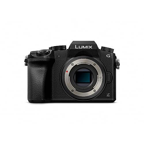 Panasonic DMC-G7 Compact System Camera (16 MP, MOS Sensor)