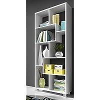 SelectionHome - Estantería librería de diseño Comedor salón